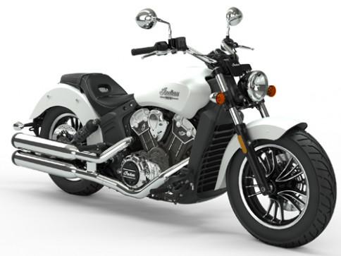 อินเดียน มอเตอร์ไซเคิล Indian Motorcycle Scout ABS ปี 2021