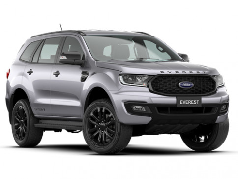 ฟอร์ด Ford Everest 2.0L Turbo Titanium Sport 4X2 10AT MY2020 ปี 2020