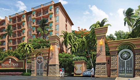 เซเว่น ซี คอนโด รีสอร์ท จอมเทียน (Seven Seas Condo Resort Jomtien)