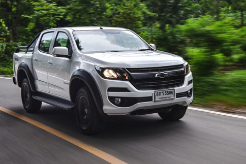 เชฟโรเลต Chevrolet Colorado Trail Boss 4X2 MT ปี 2019
