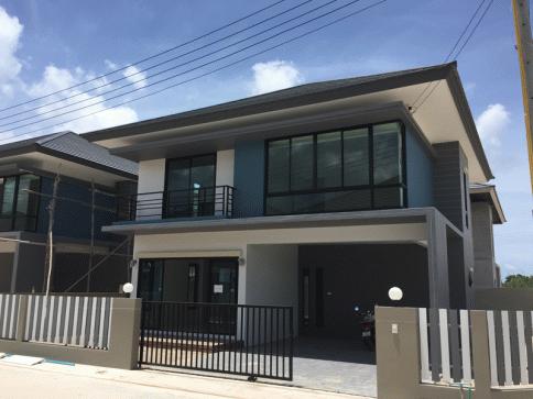 ทรัพย์ธานี ทาวน์โฮม (Suptanee Town Home)