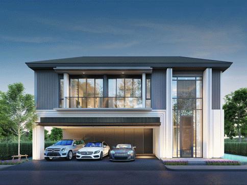 เบลกราเวีย เอ็กคลูซีฟ พูล วิลล่า บางนา พระราม 9 (Belgravia Exclusive Pool Villa Bangna - Rama 9)