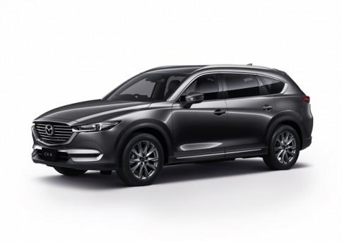 มาสด้า Mazda CX-8 2.2 XDL EXCLUSIVE SKYACTIV-D AWD 6 Seat ปี 2019