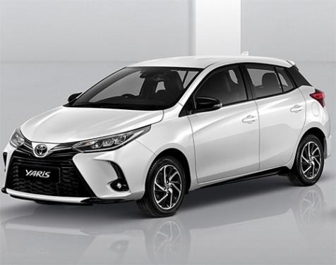 โตโยต้า Toyota Yaris Sport Premium ปี 2020