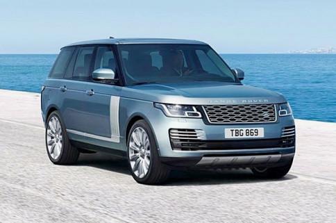 แลนด์โรเวอร์ Land Rover Range Rover Plug-In Hybrid Petrol Vogue SWB ปี 2019