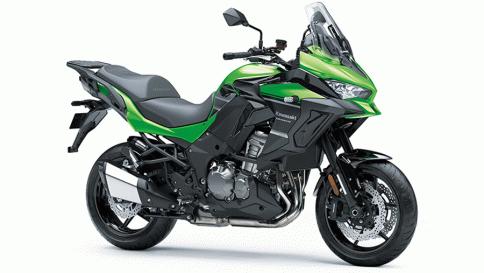คาวาซากิ Kawasaki Versys 1000 MY20 ปี 2021