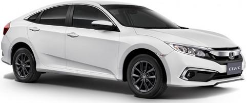 ฮอนด้า Honda Civic 1.8 EL CVT ปี 2018