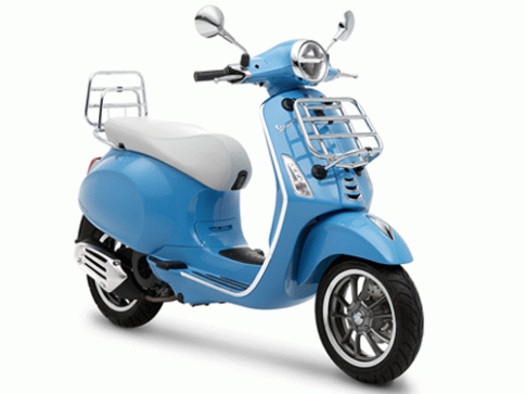 เวสป้า Vespa Primavera 50th Anniversary Edition ปี 2019