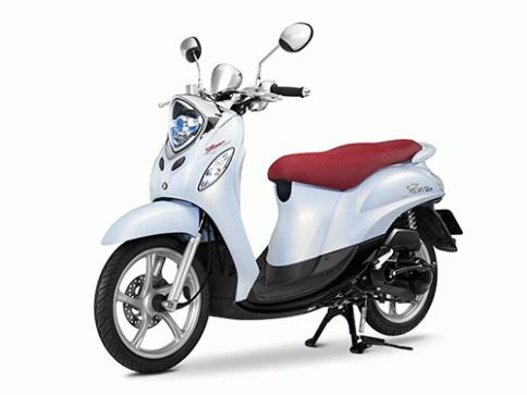 ยามาฮ่า Yamaha-Fino 125 PREMIUM MY2019-ปี 2019