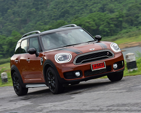 มินิ Mini Countryman Cooper S ปี 2017
