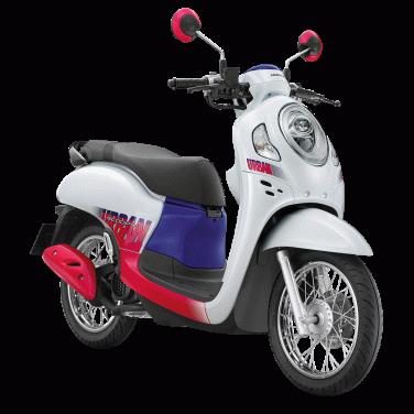 ฮอนด้า Honda Scoopy Urban ปี 2020