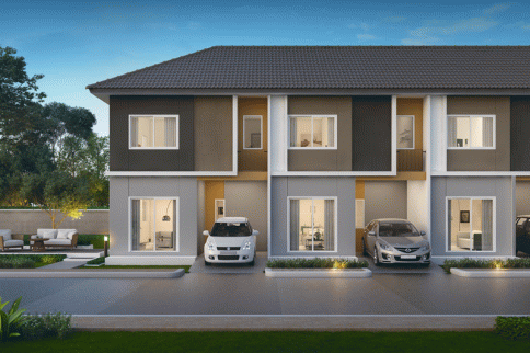 บ้านพฤกษา บางกรวย - ไทรน้อย (Baan Pruksa Bangkruai - Sainoi)