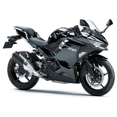 คาวาซากิ Kawasaki Ninja 250 METALLIC SPARK BLACK ปี 2020
