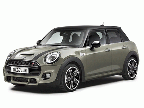 มินิ Mini-Hatch 5 Door Cooper MY18-ปี 2018
