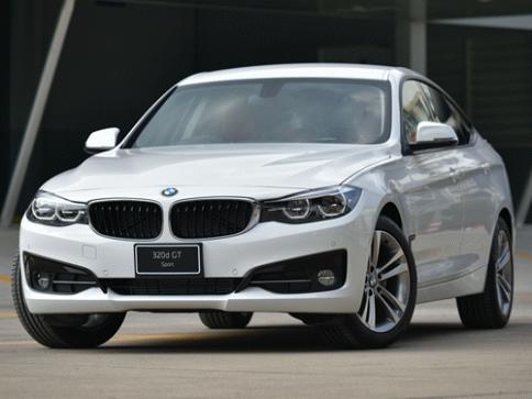 บีเอ็มดับเบิลยู BMW Series 3 320d GT Sport ปี 2020