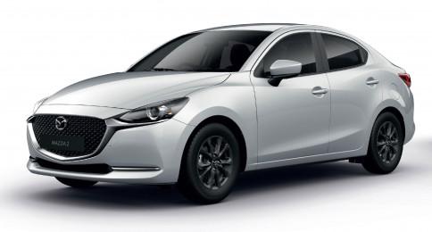 มาสด้า Mazda 2 1.3 C Sedan ปี 2021