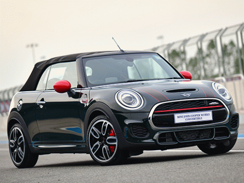 มินิ Mini-John Cooper Works Convertible-ปี 2018