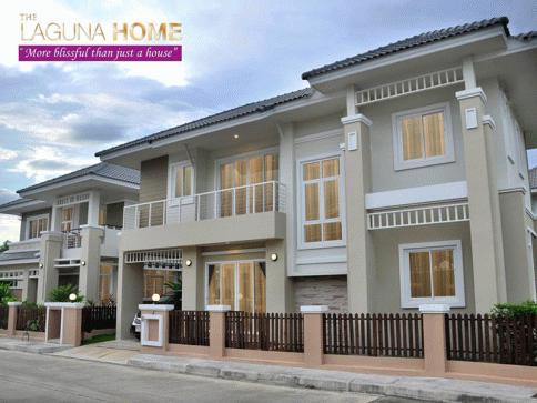 เดอะลากูนน่า แอนด์รีสอร์ทโฮม (The Laguna and Resort Home)