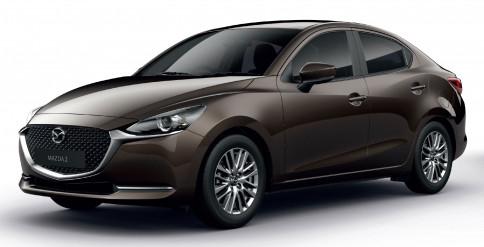 มาสด้า Mazda 2 Sedan XDL ปี 2021
