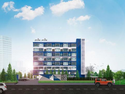 เพลิน เพลิน คอนโด รังสิต-ฟิวเจอร์พาร์ค (Ploen Ploen Condo Rangsit-Futurepark)