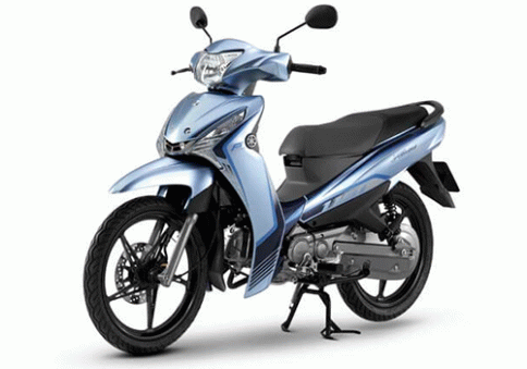 ยามาฮ่า Yamaha-FINN max /electric start-ปี 2019