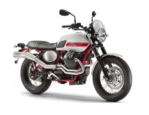 โมโต กุชชี่ Moto Guzzi-V7 II Stornello-ปี 2016