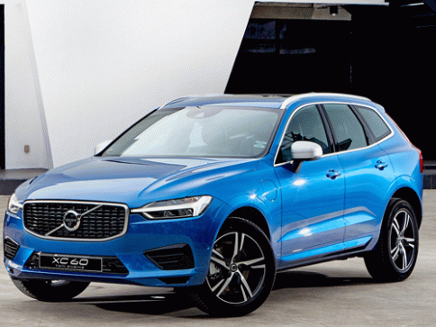 วอลโว่ Volvo-XC60 T8 Twin Engine AWD R-Design-ปี 2017