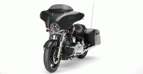 ฮาร์ลีย์-เดวิดสัน Harley-Davidson Touring Street Glide Special ฺฺBlack ปี 2021