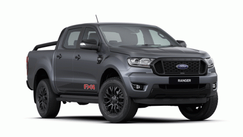 ฟอร์ด Ford Ranger FX4 Double Cab 2.2 XLT 6AT ปี 2019