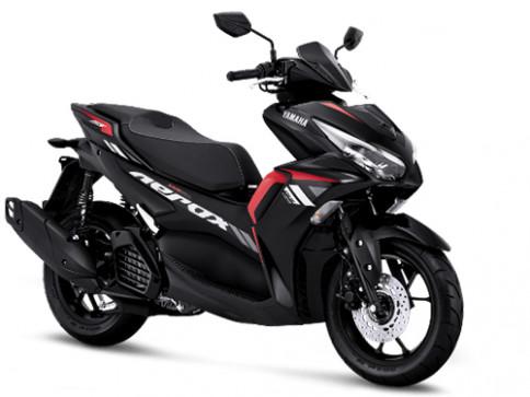 ยามาฮ่า Yamaha Aerox (Standard) ปี 2021