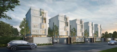 บ้านพันนา เอกมัย - รามอินทรา เฟส 2 (Baan Panna Ekkamai-Ramindra Phase 2)