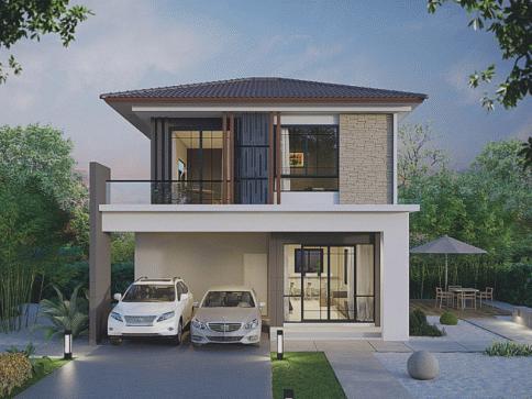 บ้านแสนสราญ สระบุรี (Baan San Saran Saraburi)