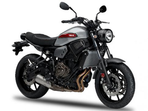 ยามาฮ่า Yamaha XSR 700 ปี 2020