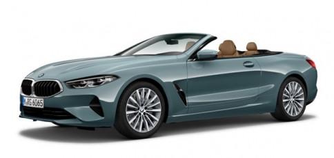 บีเอ็มดับเบิลยู BMW-M8 M850i xDrive CONVERTIBLE-ปี 2019