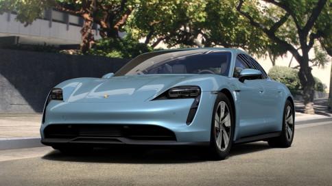 ปอร์เช่ Porsche-Taycan 4S Plus-ปี 2020