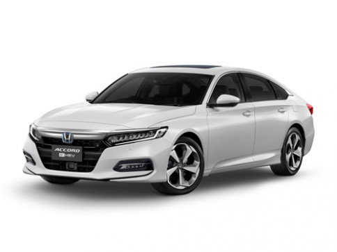 ฮอนด้า Honda Accord e:HEV EL+ ปี 2021