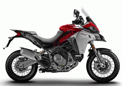 ดูคาติ Ducati Multistrada 1260 Enduro ปี 2018