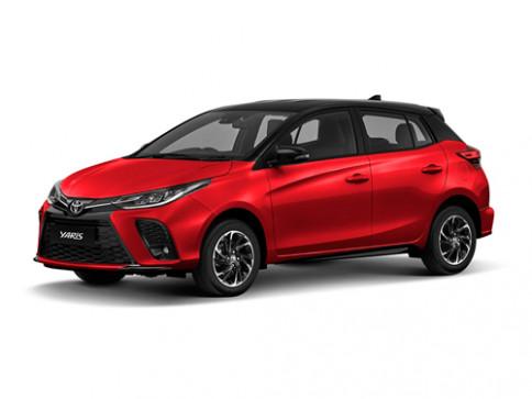 โตโยต้า Toyota Yaris Sport Premium MY2021 ปี 2021