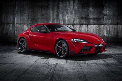 โตโยต้า Toyota GR SUPRA ปี 2019