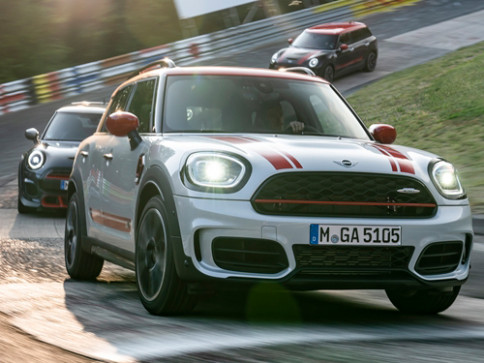 มินิ Mini John Cooper Works Countryman MY21 ปี 2021