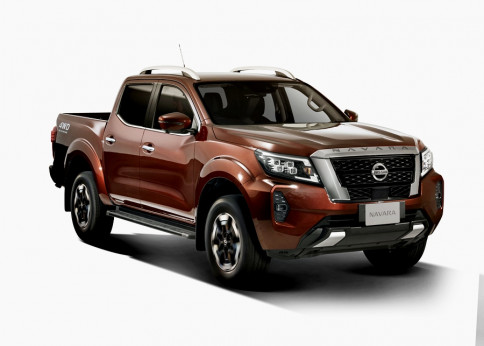 นิสสัน Nissan Navara Double Cab CALIBRE V 7AT MY20 ปี 2020