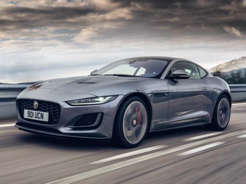 จากัวร์ Jaguar F-Type 2.0 Ingenium Petrol Coupe MY2020 ปี 2020