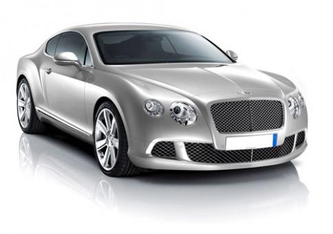 เบนท์ลี่ย์ Bentley-Continental GT-ปี 2011