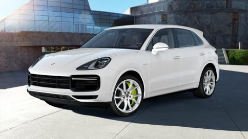 ปอร์เช่ Porsche-Cayenne S E-Hybrid-ปี 2019