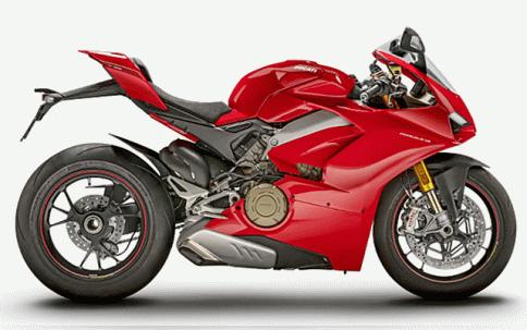 ดูคาติ Ducati Panigale V4S ปี 2017
