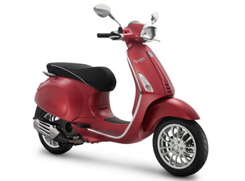 เวสป้า Vespa Sprint 150 3Vie ABS Matt Series ปี 2016