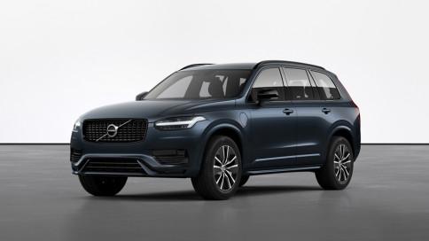 วอลโว่ Volvo-XC90 Recharge T8 AWD R-Design Expression-ปี 2020