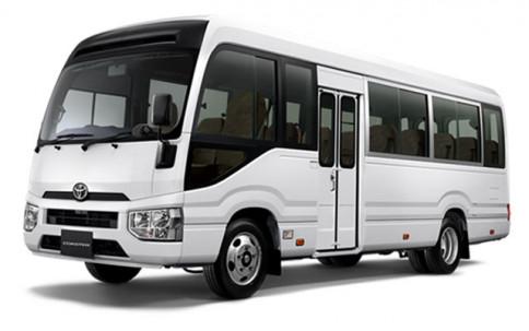 โตโยต้า Toyota COASTER standard ปี 2020
