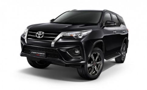 โตโยต้า Toyota Fortuner 2.8 TRD Sportivo 4WD AT MY2018 ปี 2018