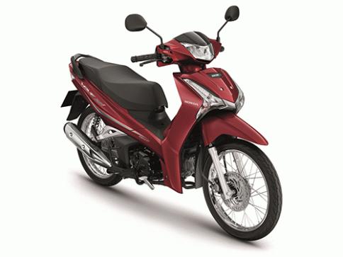 ฮอนด้า Honda Wave 125i (ล้อซี่ลวด) 2019 ปี 2019